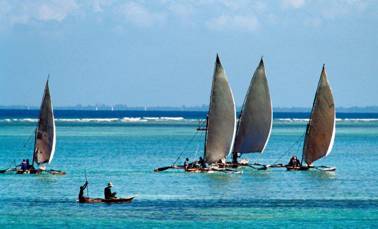 matemwe dhows atoll boats