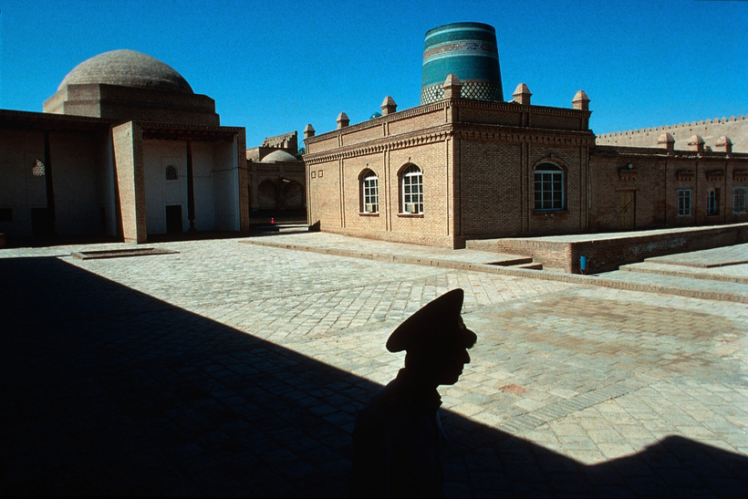 uzbekistan khiva monuments