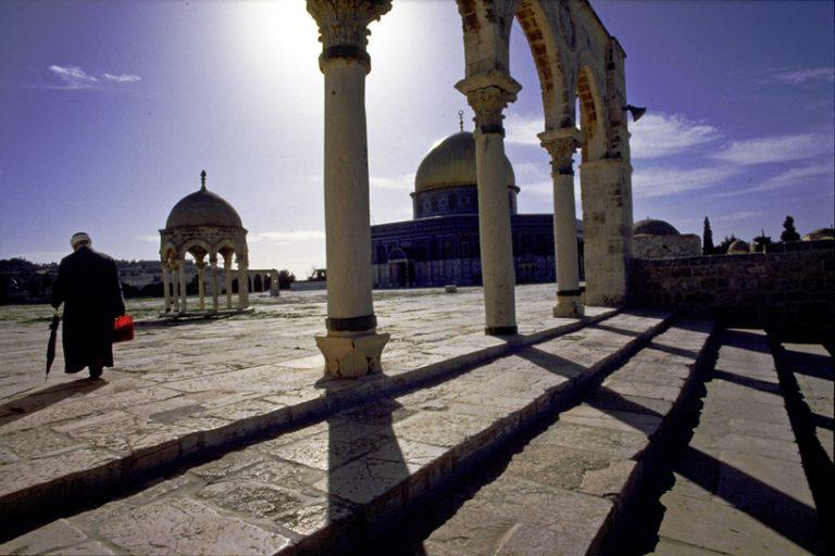 temple of mount al aqsa jerusalem